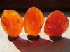 orange Steine