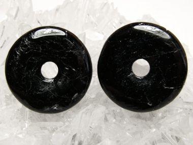 Turmalin schwarz Donut 3 cm