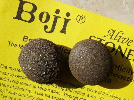 Boji® Paar (35 bis 40 Gramm) mit Echtheitszertifikat
