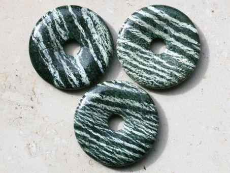 Silberauge Donut 3 cm