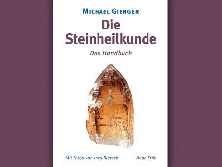 Buch: Die Steinheilkunde (Michael Gienger)