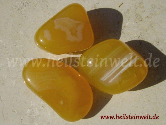 heilsteinwelt achat gelb trommelstein heilsteine kaufen edelsteine trommelsteine bedeutung. Black Bedroom Furniture Sets. Home Design Ideas