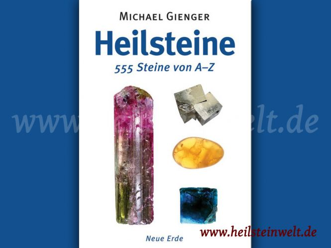Buch: Heilsteine - 555 Steine von A-Z