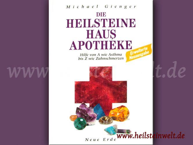 Buch: Die Heilsteine Haus Apotheke