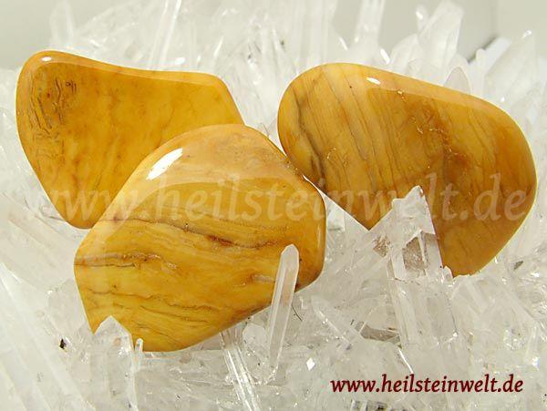 heilsteinwelt jaspis gelb trommelstein heilsteine kaufen edelsteine trommelsteine bedeutung. Black Bedroom Furniture Sets. Home Design Ideas