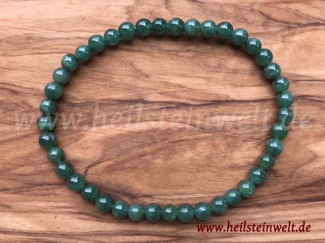Turmalin grün Kugelarmband
