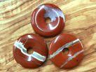Jaspis mit Achat Donut