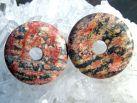 Leopardenstein Donut 3 cm