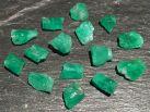 Smaragd Teilkristall (Kolumbien)