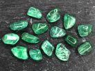 Smaragd Trommelstein (Kolumbien)